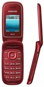 Samsung GT-E1272 RED NEUWARE Dual Sim Klapphandy Händler Rechnung MwSt-Ausweis