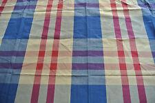 1 metre Designer Osborne & Little 'Timpani' check fabric - RRP £79 per metre