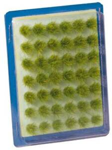 Walthers HO Scale Scenery Kit Blooming Meadow Flowers Tall Yellow (42-Pack)