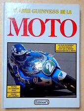 Le Livre Guinness de la Moto- Edition n°1 -