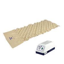 Materasso antidecubito ad aria con compressore regolazione pressione Termigea