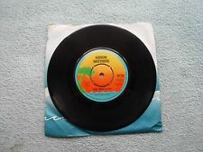 """GIBSON BROTHERS OOH' WHAT A LIFE  ISLAND RECORDS UK 7"""" VINYL SINGLE RECORD"""