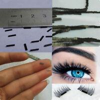 Ultra-thin Magnet Sheet Reusable For 3D Magnetic False Eyelashes DIY 8PCS/SET