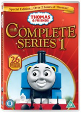 DVD TV Show Thomas The Tank Engine and Friends Series 1 R2 PAL
