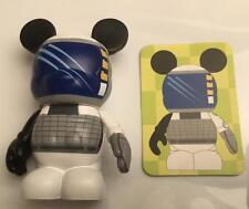 "Computer Tech IT Occupations VINYLMATION Disney 3"" Figure W/ Card WDW Auth"