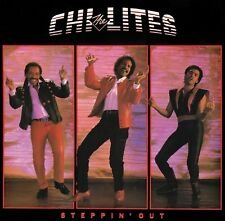 The Chi-Lites - Steppin Out - 1984 Bonus Tracks Edition CD