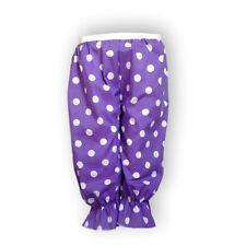 ADULT Panto DAME Costume Fancy Dress BLOOMERS Polka Dot Pants Rag Doll Clown UK