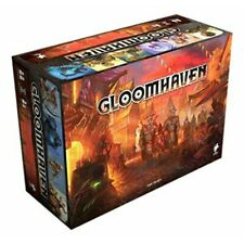 Gloomhaven Boardgame - New