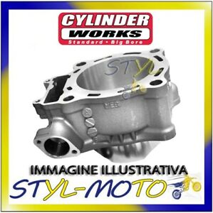 10007 CILINDRO RICAMBIO STANDARD ORIGINALE CYLINDER HONDA CRF 250 R 2017