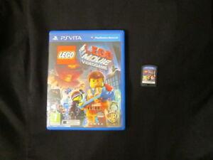PSVita : THE LEGO MOVIE : VIDEOGAME - Completo, ITA ! PS VITA ! Dai 7 anni in su