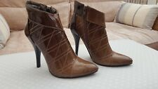 Size 7 BNIB patent leather style ankle boot