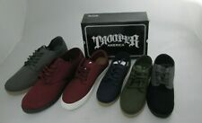 Trooper America Men's Canvas Sneaker/Shoes Brand New In Box CVS-001