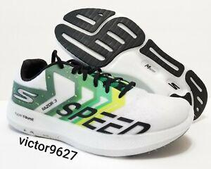 Skechers Go Run Razor 3 Hyper Burst Lightweight Running Mens Size 7 = Womens 8.5