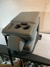 11-16 OEM FORD F250 F350  SUPER DUTY CENTER  CONSOLE JUMP SEAT .. GREY CLOTH