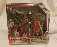 Transformers Universe 25 Years G1 Series Bruticus Maximus 5 Figures Hasbro 2009