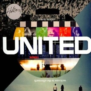 Hillsong United : Live In Miami Christian CD DISC ONLY #N288