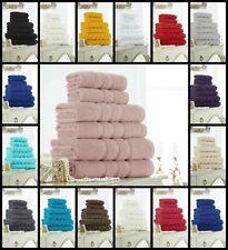 Luxury Zero Twist 100% Egyptian Cotton 600GSM Hand Towel Bath Towels Bath Sheets