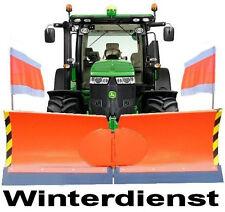 Kat 1 2 3 Vario Schneeschild V 250cm hydraulisch Schneeschieber Winterdienst