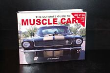 The Ultimate Guide to Muscle Cars by Jim Glastonbury (2014, Hardcover)