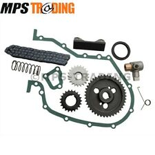 LAND ROVER SERIES 2 2A 3 2.25 PETROL ONLY TIMING CHAIN & TENSIONER KIT - DA1337