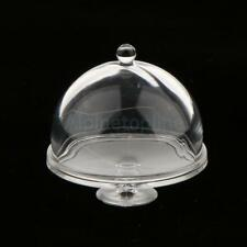 Dollhouse Miniature 1/12 Scale Clear Dessert Snack Can Jar with Lid A#