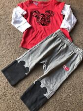 Adidas Disney Minnie Mouse Baby Toddler Girls Outfit 9-12 Months