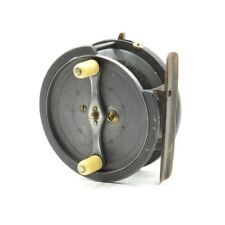 """Hardy """"The Silex"""" Fishing Reel. 4"""". Made in England."""