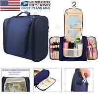 Travel Makeup Cosmetic Bag Toiletry Wash Case Organizer Storage Hanging Bag US