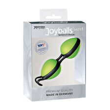 Joyballs Secret Green - bolas chinas Joydivision