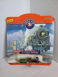 Lionel Diecast Train Classic Series Western & Atlantic Railroad 1:160 Scale NEW