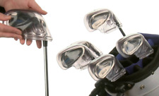 10 Castle Bay Golf Clear View Right Handed Iron Club Head Covers Brand NEW!