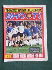 SHOOT - MAGAZINE- 25 JULY 1970 - PETER CORMACK - ALAN OAKES - BILL GLAZIER