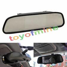Car 4.3 TFT LCD couleur DVD miroir moniteur Autoreverse Rearview caméra de recul