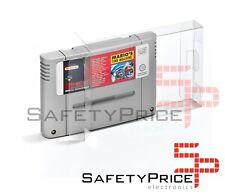 Funda Caja protectora de cartuchos Super Nintendo SNES SFC Box Protector Cover