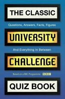 The Classic University Challenge Quiz Book by Steve Tribe 9781787132726