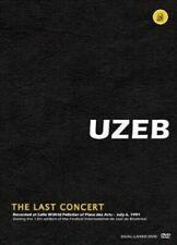 Uzeb - The Last Concert DVD NTSC Region 2