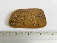 Vintage ADAC Automobile Car Tour Club Metal Grille Badge Emblem Sign Shield 694