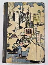 MANHATTAN TRANSFER, by John Dos Passos - 1925 [1st Ed]