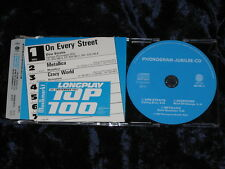 Phonogram-Jubilee-CD SINGLE promo 3-track DIRE STRAITS / METALLICA / SCORPIONS