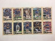 2017 Topps Gypsy Queen San Diego Padres Team Base Set 10