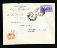 Italy Early Stamped Cover