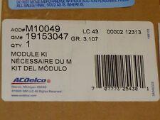 1 pc. GM/AC Delco OEM Fuel Pump Module Kit, GM# 19153047, ACD# M10049, New