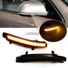 LED Dynamic Blinker Indicator Mirror Light For Skoda Octavia MK2 1Z Superb B6 3T