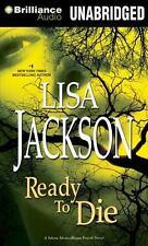 Selena Alvarez/Regan Pescoli: Ready to Die 5 by Lisa Jackson (2014, MP3 CD,...
