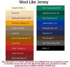 Jersey Heavy Craft Fabrics