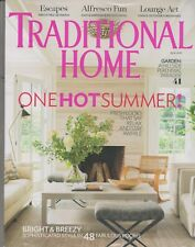 Traditional Home June 2016 One Hot Summer - Fresh Looks That Say Relax and Stay