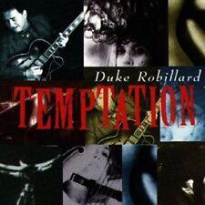 New: DUKE ROBILLARD- Temptation CASSETTE