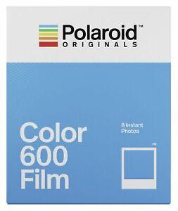 Polaroid Color 600 Sofortbildfilm vom Händler !! NEU/OVP !!
