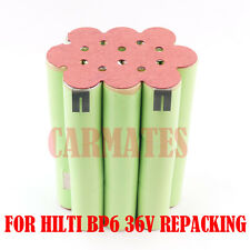 Battery Pack For HILTI 36V 3.0Ah Ni-MH B36-2.4Ah-NiCd TE-6A nickel Hammer drill