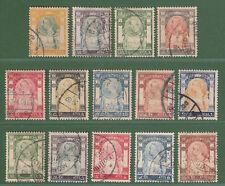 THAILAND 1905 - 1908 Wat Jang Issue FU